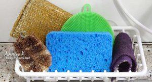 最近使用的碗盤鍋具清潔用品