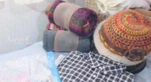 換季指南之收納冬衣的方法